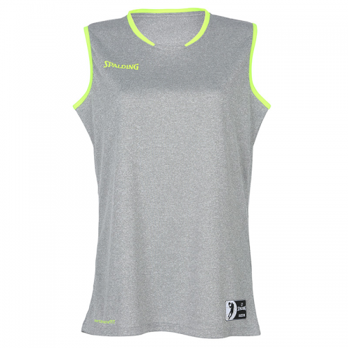 Spalding Move Tank Top Women - Gris Chiné