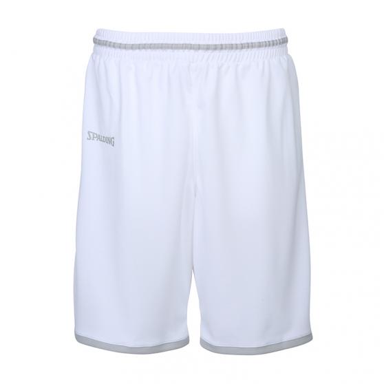 Spalding Move Shorts - Blanc