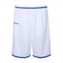 Spalding Move Shorts - Blanc & Royal