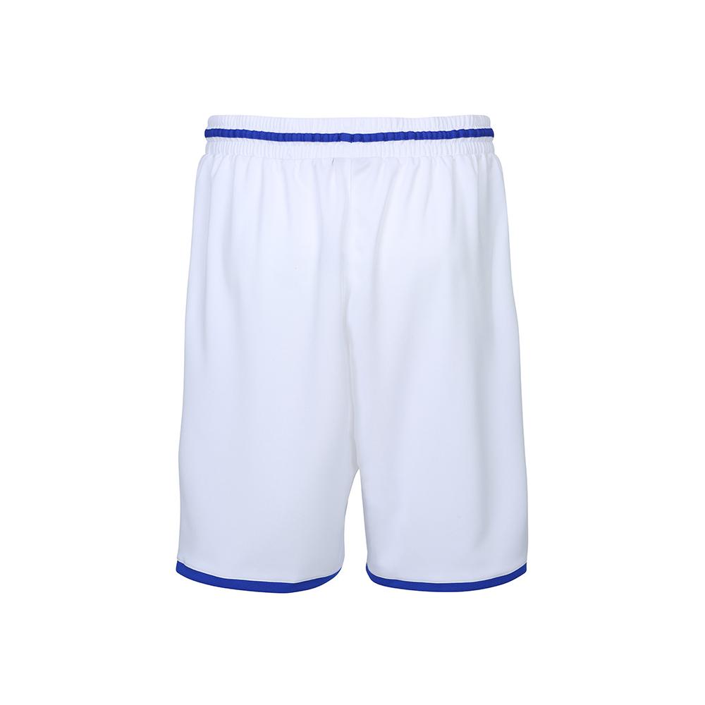 Spalding Move Shorts - Blanc & Bleu Royal