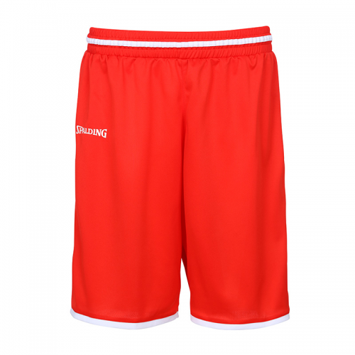 Spalding Move Shorts - Rouge