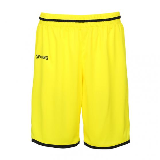 Spalding Move Shorts - Jaune