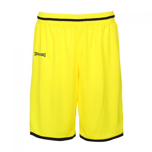 Spalding Move Shorts - Jaune