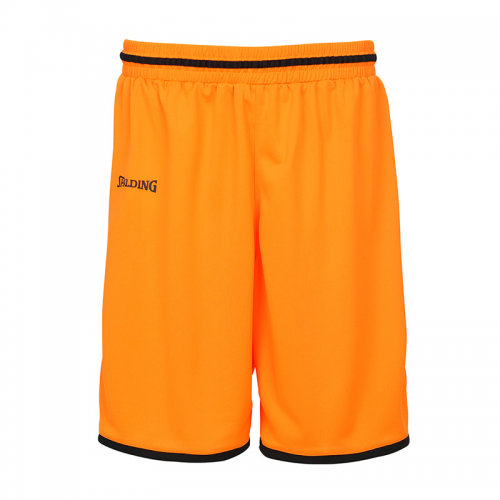 Spalding Move Shorts - Orange