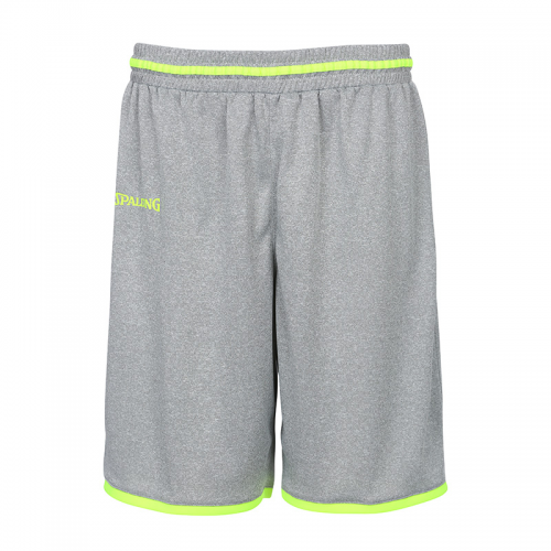 Spalding Move Shorts - Gris Chiné