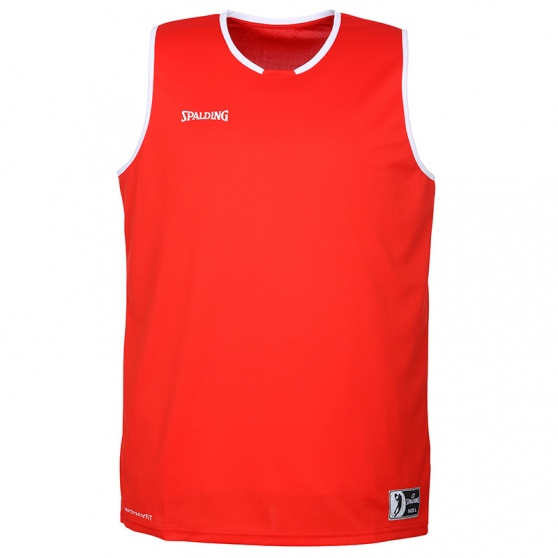 Spalding Move Tank Top - Rouge