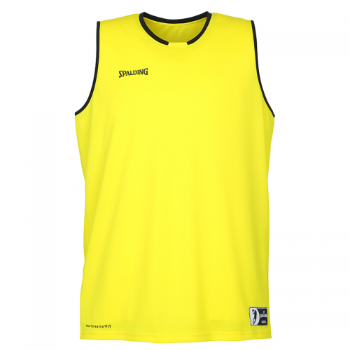 Spalding Move Tank Top - Jaune