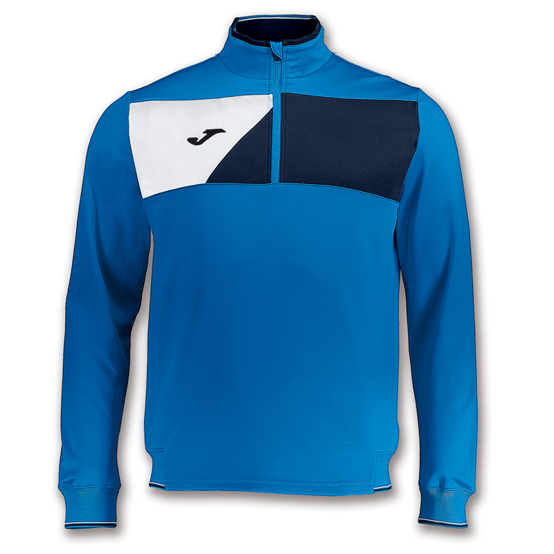 Joma Crew II 1/4 Zip - Royal & Marine