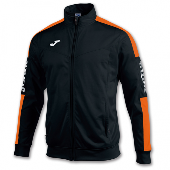 Joma Champion IV Veste - Noir & Orange
