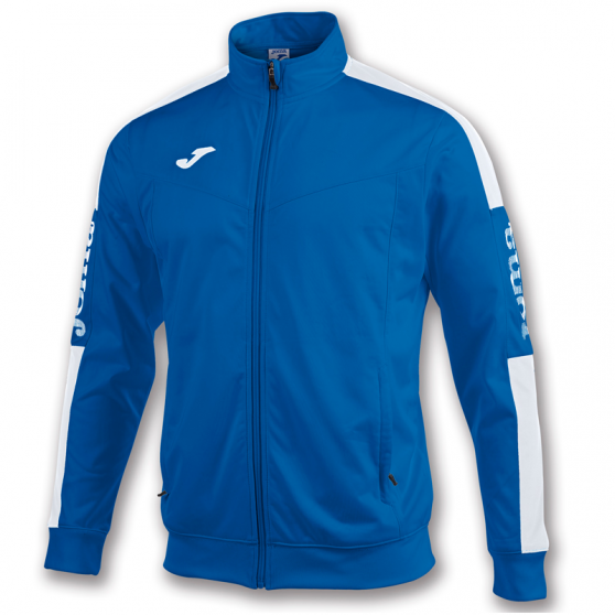 Joma Champion IV Veste - Royal & Blanc