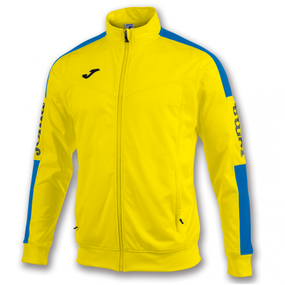 Joma Champion IV Veste - Jaune & Royal