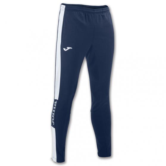 Joma Champion IV Pantalon - Marine & Blanc