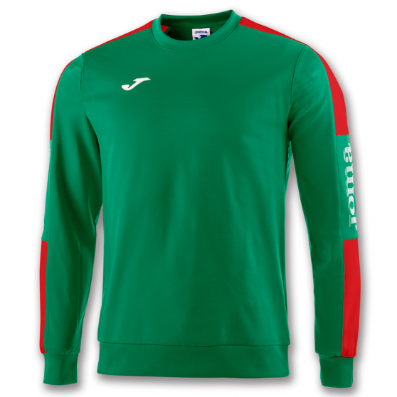 Joma Champion IV Sweat - Vert & Rouge