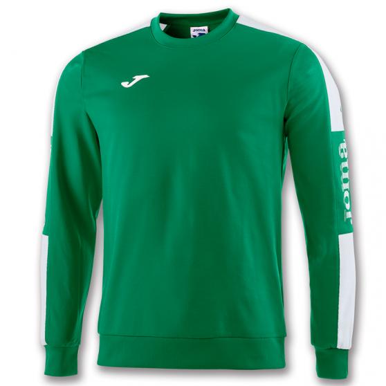 Joma Champion IV Sweat - Vert & Blanc