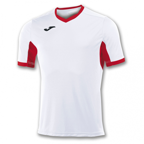 Joma Champion IV Maillot - Blanc & Rouge
