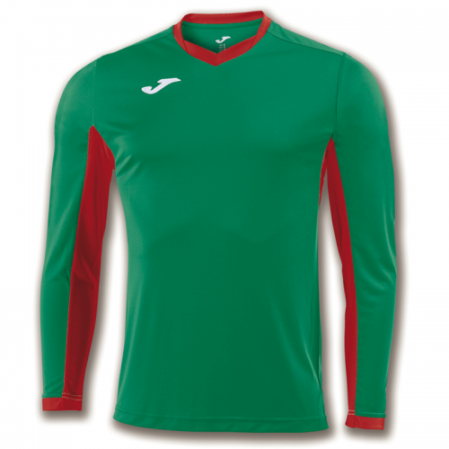 Joma Champion IV Maillot - Vert & Rouge