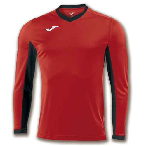Joma Champion IV Maillot - Rouge & Noir