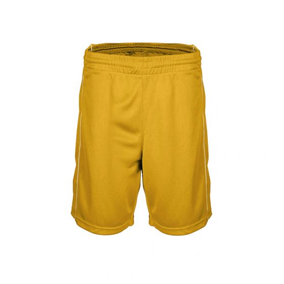 Short Basketball - Jaune