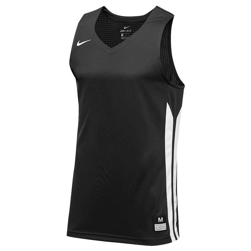 Nike Hyperelite Jersey - Noir & Blanc
