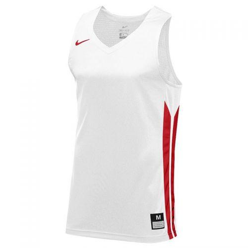 Nike Hyperelite Jersey - Blanc & Rouge