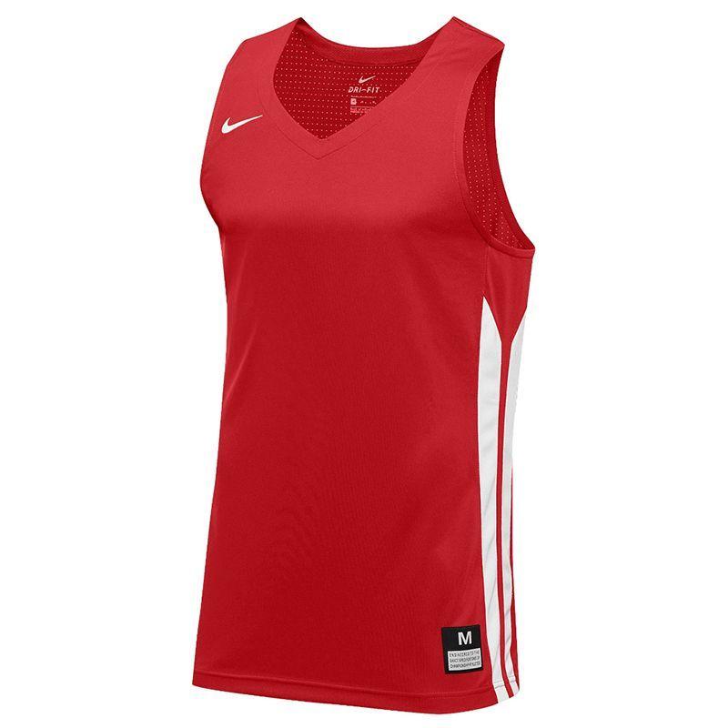 Nike Hyperelite Jersey - Rouge & Blanc