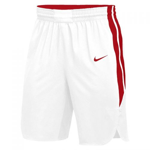 Nike Hyperelite Short - Blanc & Rouge