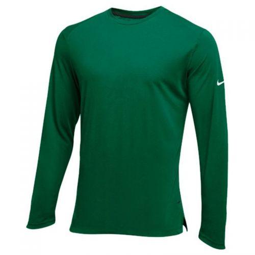 Nike Hyperelite Long Sleeve Shooter - Vert
