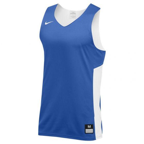 Nike Reversible Tank - Royal & Blanc
