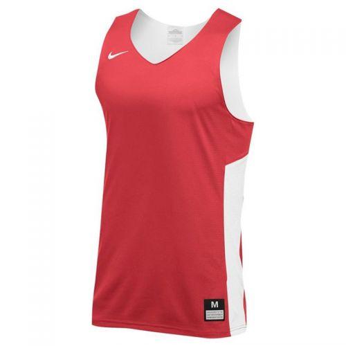 Nike Réversible Tank - Rouge & Blanc