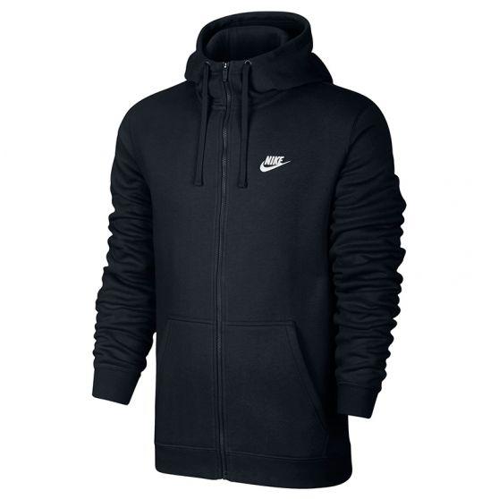 Nike SportWear Hoodie - Noir