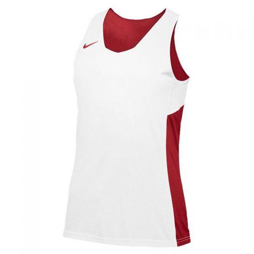 Nike Reversible Tank Femme - Rouge