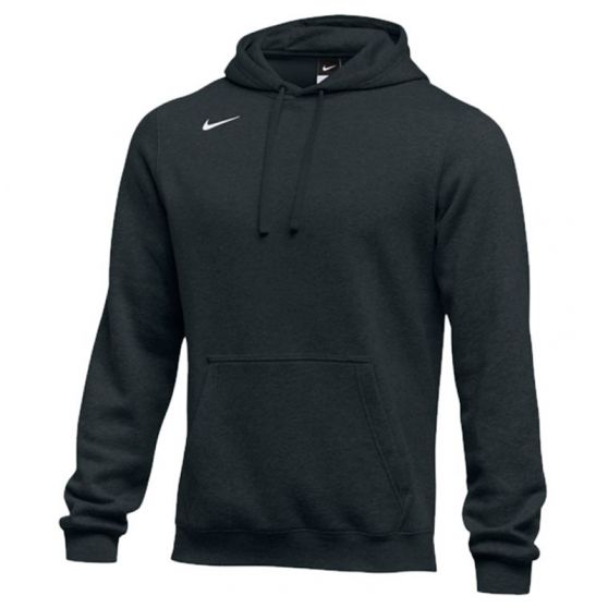 Nike Club Fleece Pullover Hoody - Noir