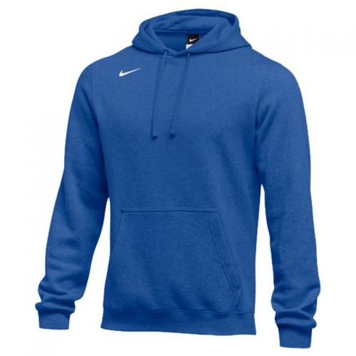Nike Club Fleece Pullover  Hoody - Royal