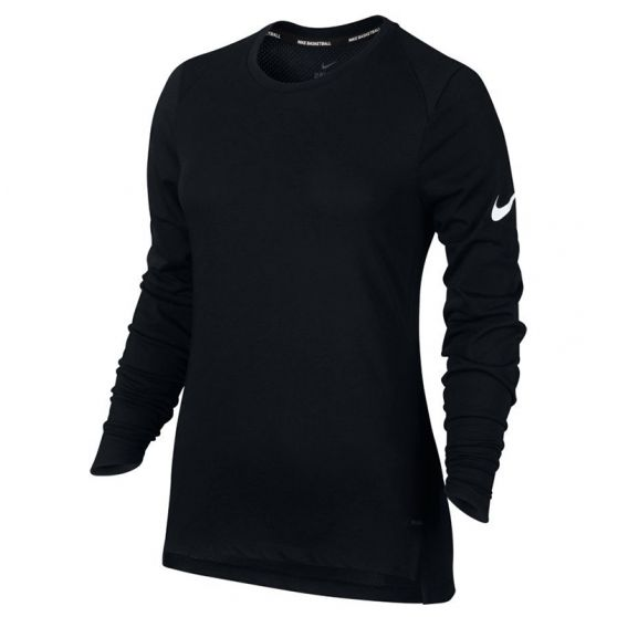 Nike Dry Elite Basket-ball Top Femme - Noir