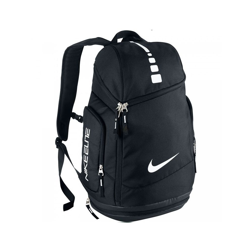 Team Noir Backpack Max Elite Nike Hoops Air zVLpSqUMG
