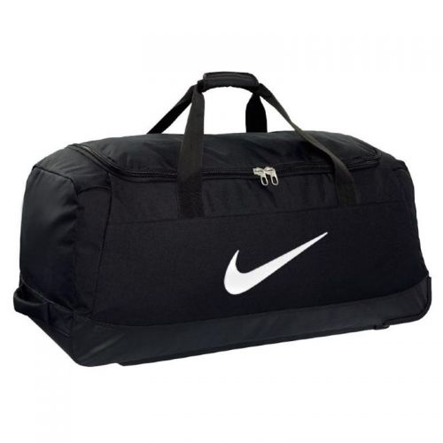 Nike Club Team Swoosh Roller Bag - Noir