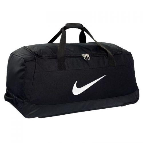 Nike Club Team Swoosh Roller Bag - Noir
