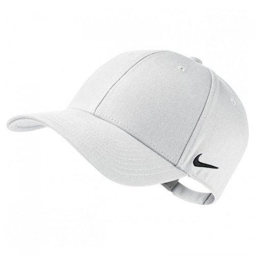 Casquette Nike Team Club Adjustable - Blanc