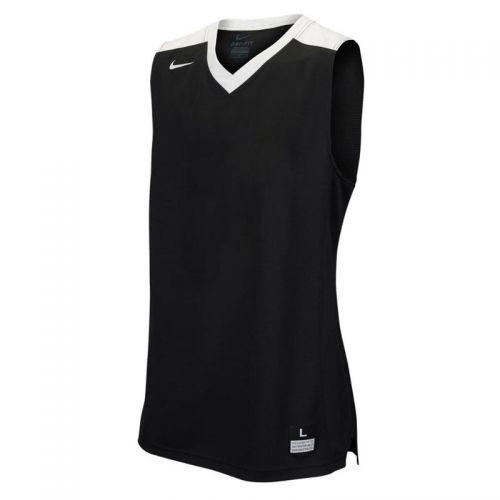 Nike Elite Franchise Jersey - Noir & Blanc