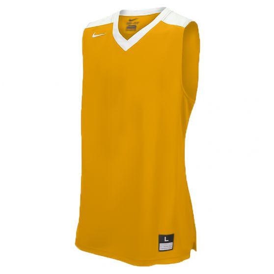 Nike Elite Franchise Jersey - Jaune & Blanc