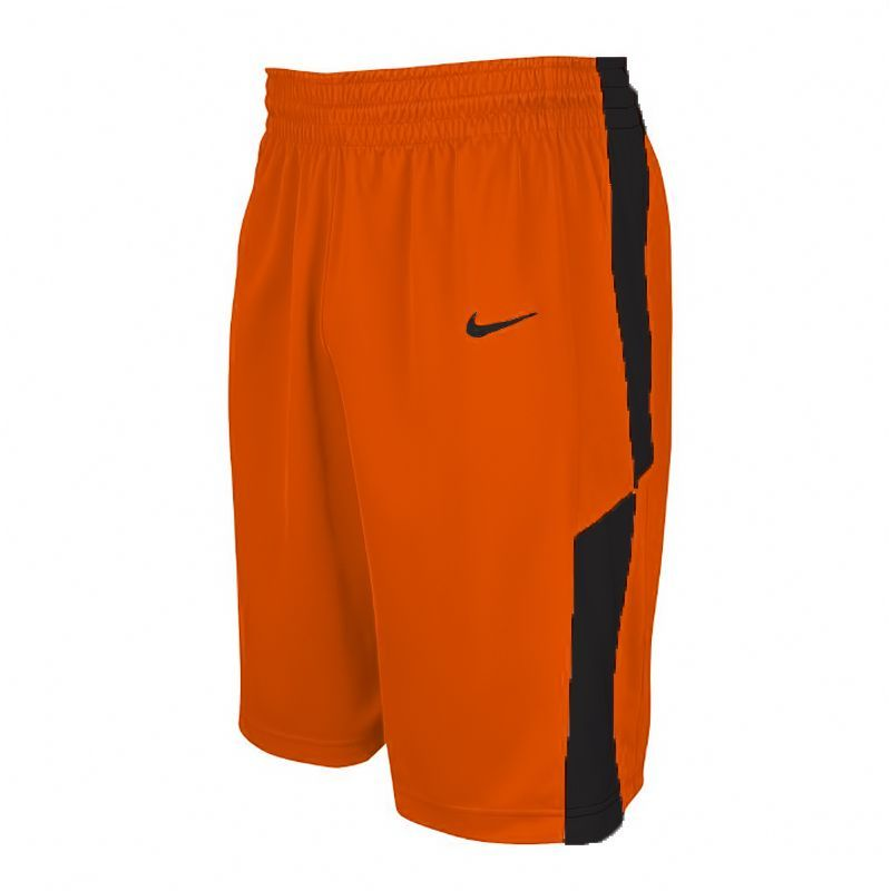 Nike Elite Franchise Short - Orange & Noir