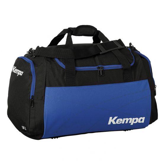 Kempa Teamline Sportsbag L (75 L) - Noir & Bleu