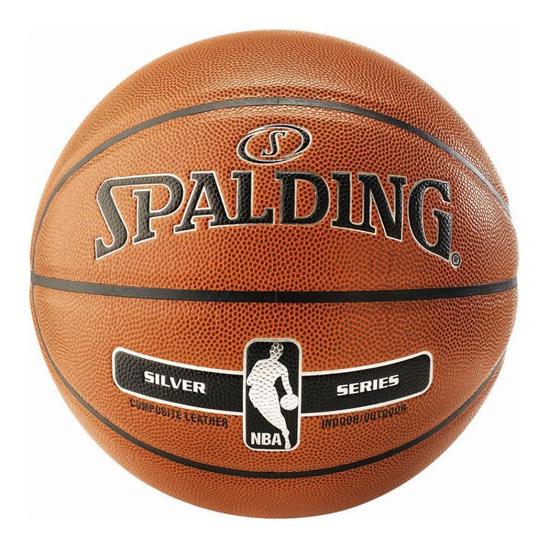 Spalding NBA Silver - Taille 7
