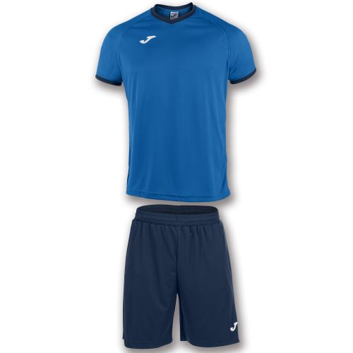 Joma Academy Set - Bleu Royal & Marine