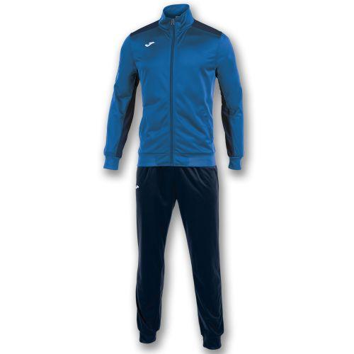 Joma Academy Tracksuit - Bleu Royal & Marine