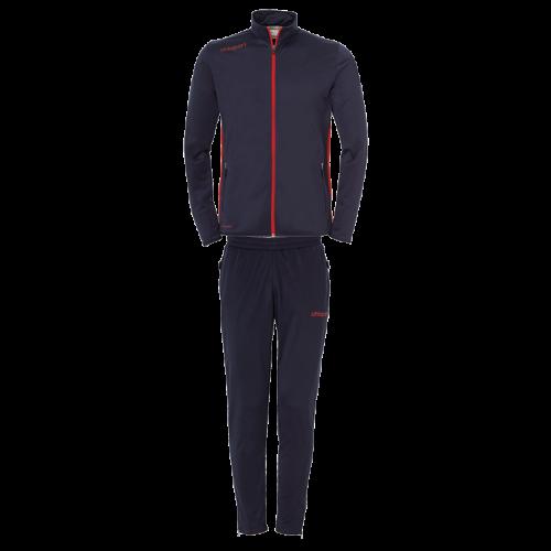 Uhlsport Essential Survêtement Classic - Marine & Rouge