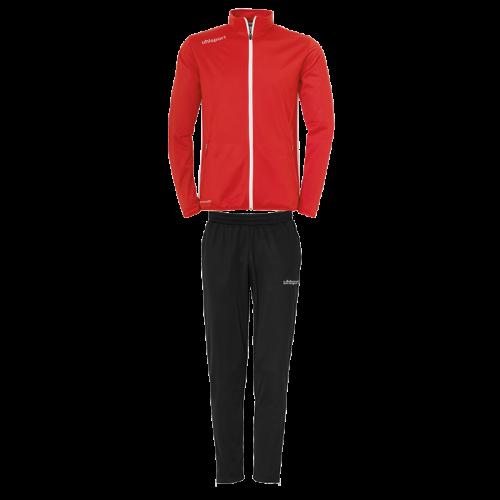 Uhlsport Essential Survêtement Classic - Rouge & Noir