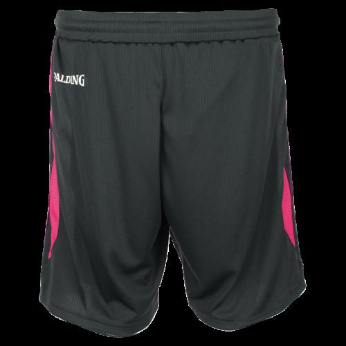 Spalding 4Her III Shorts - Noir & Rose