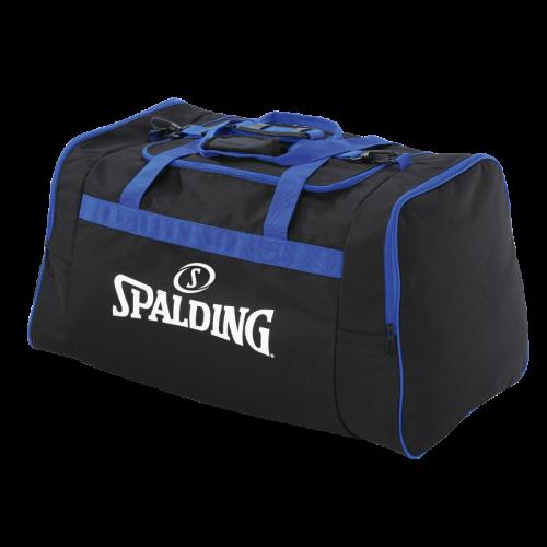 Spalding Team Bag M - Noir & Royal