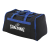 Spalding Team Bag M - Noir & Royal
